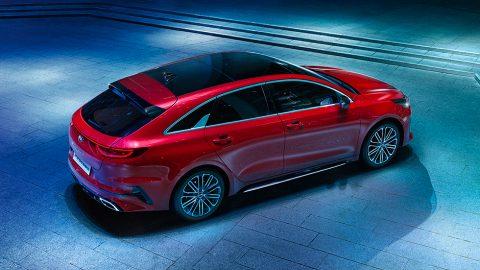 Afbeelding voor De nieuwe Kia ProCeed – Opwindend design
