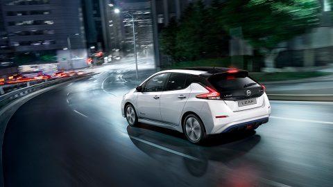 Afbeelding voor Nissan Presenteert LEAF E+ met grotere actieradius