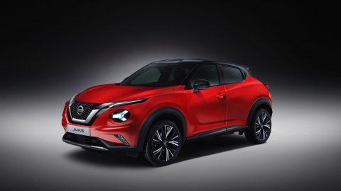 Afbeelding voor Nieuwe Nissan JUKE