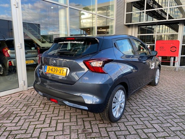 Nissan Micra 1.0 IG-T Acenta airco-bluetooth